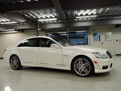 2010 Mercedes-Benz S-Class S65 AMG 2010 Mercedes-Benz S-Class S65 AMG 29,497 Miles Diamond White Metallic 4dr Car 1