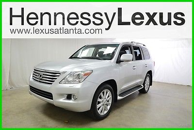 2010 Lexus LX Base Sport Utility 4-Door 2010 LEXUS LX570 V8 32V Automatic 4WD SUV Premium High Miles Shippers Welcome