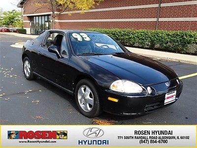 1993 Honda Del Sol Si 1993 Honda Del Sol Si, Great Shape, Make an Offer!