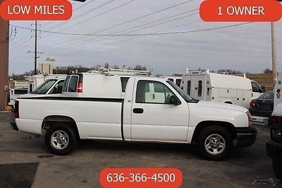 2004 Chevrolet Silverado 1500 Work Truck 2004 Work Truck Used 5.3L V8  Automatic RWD Pickup Truck 8ft Bed Power Pkg Clean