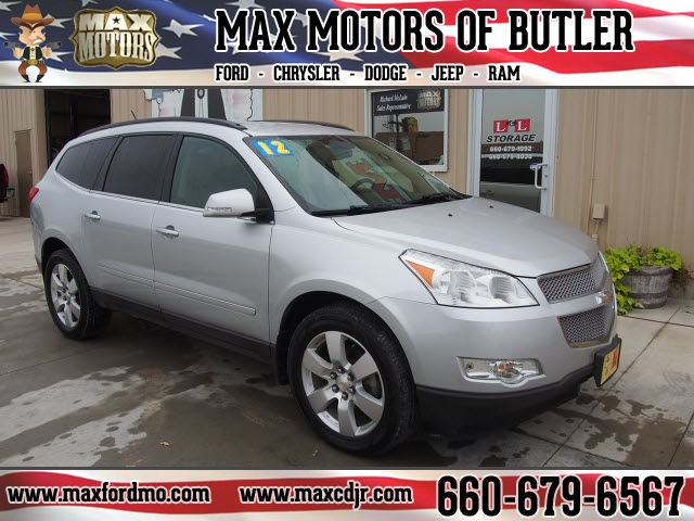 Chevrolet Traverse Cars For Sale In Missouri
