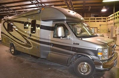 2009 Phoenix Cruiser B Plus C Motor Home Twin Beds Very Clean Low Miles RV