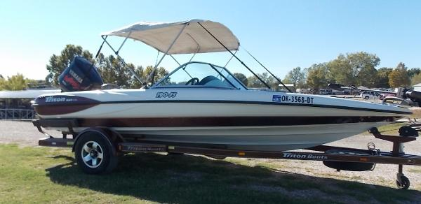 Triton fish and ski boats for sale for Fish and ski boats for sale