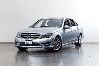 Mercedes benz c class c250 cars for sale for 2014 mercedes benz c250 sport 4d sedan
