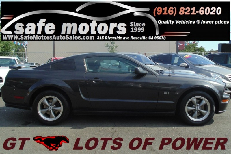 Mustang Car Shows Sacramento Area
