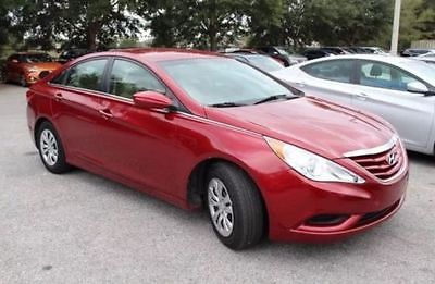 2011 Hyundai Sonata GLS Sedan 4-Door Amazing and Economical sedan