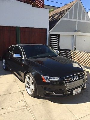 2013 Audi S5 Base Coupe 2-Door 2013 AUDI s5 WILL STATE 5K ON