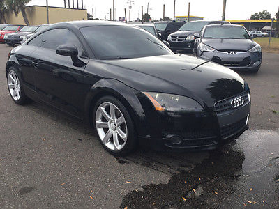 2009 Audi TT Coupe 2-Door 2009 Audi TT Base Coupe 2-Door 2.0L