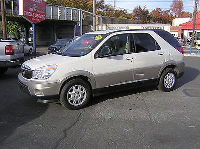 2005 Buick Rendezvous CX Plus Sport Utility 4-Door 2005 BUICK RENDEZVOUS-ALL WHEEL DRIVE--CLEAN CAR FAX-VERY NICE