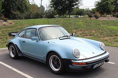 1979 Porsche 930 1979 Porsche 911 930 Turbo