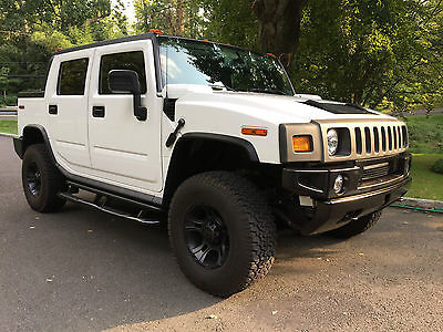 2007 Hummer H2 SUT 2007 Hummer H2 Luxury Edition SUT, Extremely Low Mileage