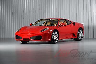 2007 Ferrari F430 Berlinetta F1 Coupe F1 2007 Ferrari F430 Berlinetta F1 Coupe