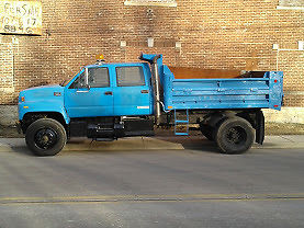 1998 GMC C7000 Dumptruck 1998 GMC C7000 Dumptruck