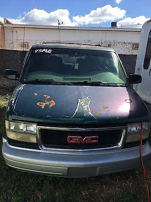 1997 GMC Safari 1997 GMC Safari