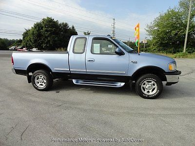1997 Ford F-150 Base Extended Cab Pickup 3-Door 1997 Ford F-150 Base Extended Cab Pickup 4.6 V8 Automatic - NICE CLEAN TRUCK!