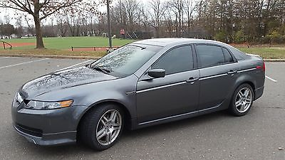 2004 Acura TL Premium 4 door Sedan with Navigation 2004 Acura Tl Manual w/ Navigation, Maintenance Done, and Upgrades