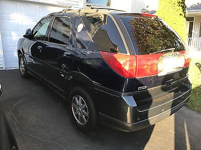 2002 Buick Rendezvous CXL Plus Sport Utility 4-Door 2002 Buick Rendezvous CXL Plus Sport Utility 4-Door 3.4L