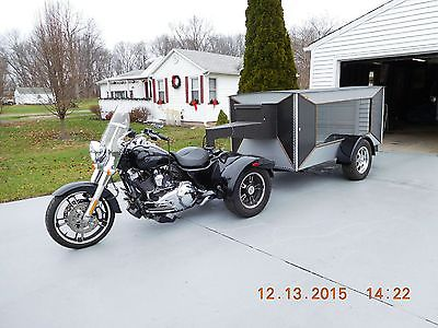 2015 Harley-Davidson Touring  '15 HD Freewheller and/or Hearse