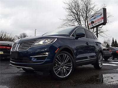 2015 Lincoln Mark Series MKC Reserve AWD 2015 Lincoln MKC AWD RESERVE WITH ONLY 16,860 Miles!! FULLY LOADED!!