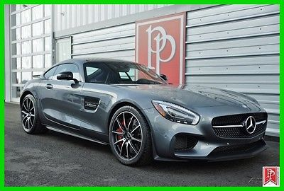 2016 Mercedes-Benz Other S 'Edition 1' Coupe 2016 AMG GT S 'Edition 1' Coupe, Turbo 4L V8 32V, Only 187 miles - Stunning