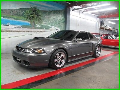 2003 Ford Mustang Mach 1 Please scroll down and look at all Detailed Pics and Carfax Report