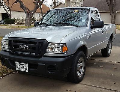 2009 Ford Ranger Base Standard Cab Pickup 2-Door 2009 Ford Ranger Base Standard Cab Pickup 2-Door 2.3L