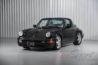 1990 Porsche 964 Carrera 4 Targa Carrera 4 1990 Porsche 964 Carrera 4 Targa
