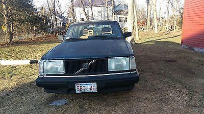 1992 Volvo 240  1992 Volvo 240 Wagon