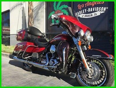 2012 Harley-Davidson Touring 1690cc 2012 Harley-Davidson FLHTK - Electra Glide Ultra Limited 1690cc Used