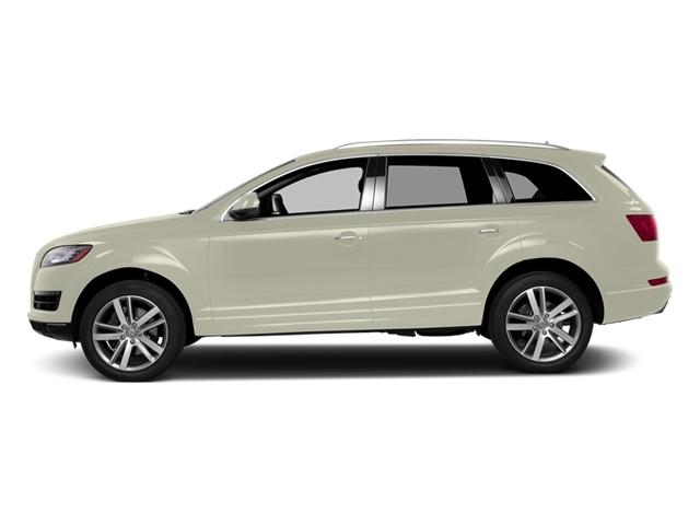 2013 Audi Q7 quattro 4dr 3.0T S line Prestige quattro 4dr 3.0T S line Prestige SUV Gasoline 3.0L V6 Cyl  WHITE