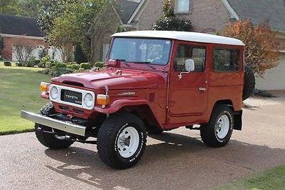 Toyota Land Cruiser bj40 cars for sale