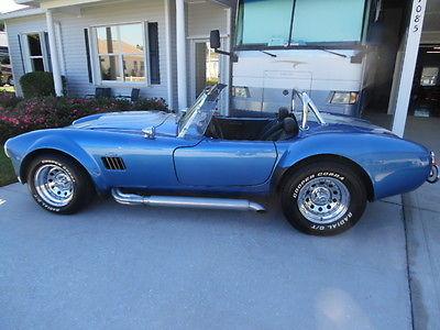 1965 Shelby AC Cobra Classic 427  AC Cobra