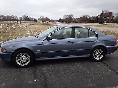 2002 BMW 5-Series 525i 2002 bmw 525i runs and drives good