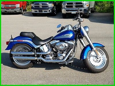 Fat Boy FLSTF 2010 Harley-Davidson Fat Boy FLSTF Used