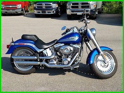 Fat Boy FLSTF 2010 Harley-Davidson Fat Boy FLSTF Used