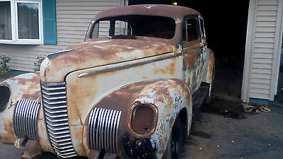 1939 Nash 3980 two door sedan nash straight 8,rare, project car, nash Lfayette, nash Ambassador, ONLY 69 MADE!