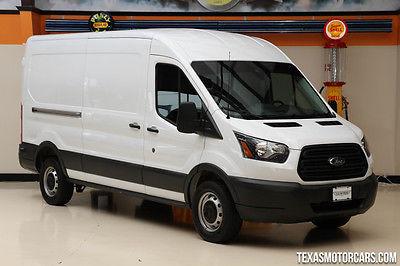 2015 Ford Transit Cargo Van Base Standard Cargo Van 3-Door 2015 White!