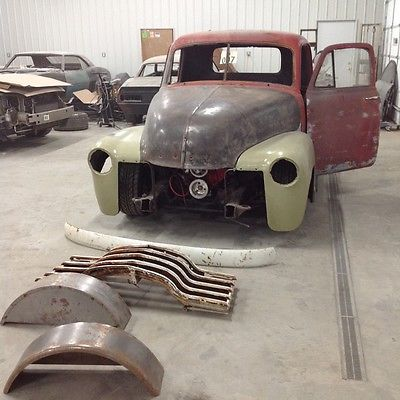 1951 Chevrolet Other Pickups two door 1951 Chevy Truck Rat Rod Project