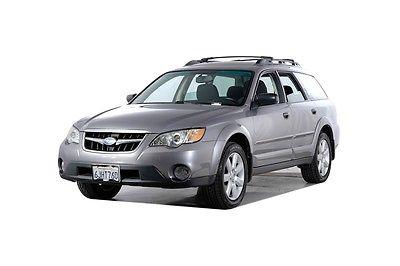 2009 Subaru Outback 2.5i 2009 Subaru Outback 2.5i 72994 Miles Silver 4D Station Wagon 2.5L H4 SMPI SOHC 5