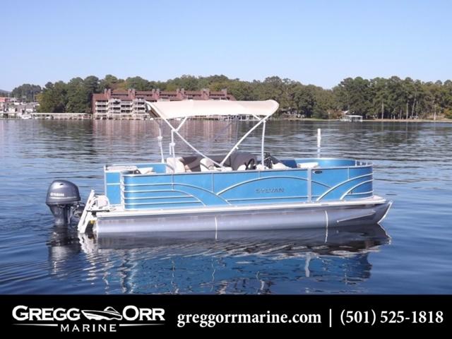 2017 Sylvan MIRAGE 820 FISH 4.0