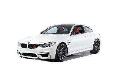 2015 BMW M4 -- 2015 BMW M4 13218 Miles White 2D Coupe 3.0L I6 Manual