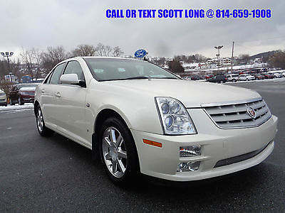 2007 Cadillac STS 2007 Cadillac STS 4 AWD Heated Seats Moonroof 2007 Cadillac STS AWD Heated Cooled Seats Moonroof Heated Back Seats 59K Miles