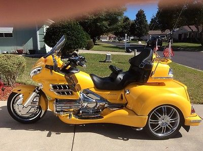 2010 Honda Goldwing  motorcycle Trike
