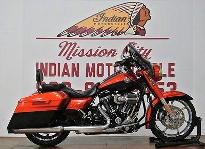 2014 Harley-Davidson Touring  2014 Harley-Davidson FLHRSE - CVO™ Road King