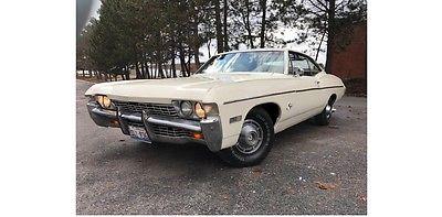 1968 Chevrolet Impala 1968 Chevrolet Impala- 327 V8 ----1967 1966 1965 1969 1970 1964