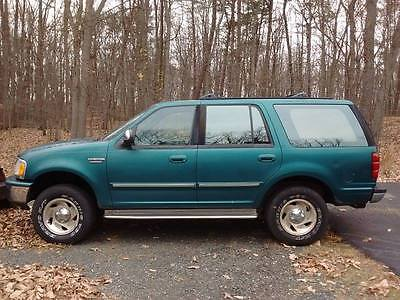 1997 Ford Expedition xlt 1997 Ford Expedition Low Mileage 107k!! Mechanic owned