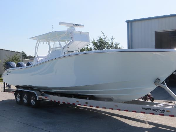 2014 Yellowfin 36
