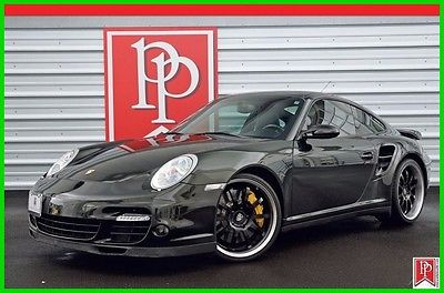 2007 Porsche 911 Turbo Coupe 2007 911 Turbo Coupe, Turbo 3.6L H6 24V, 6-spd MT, AWD, low miles - Spectacular