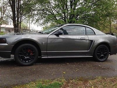 2003 Ford Mustang 2003 Ford Mustang
