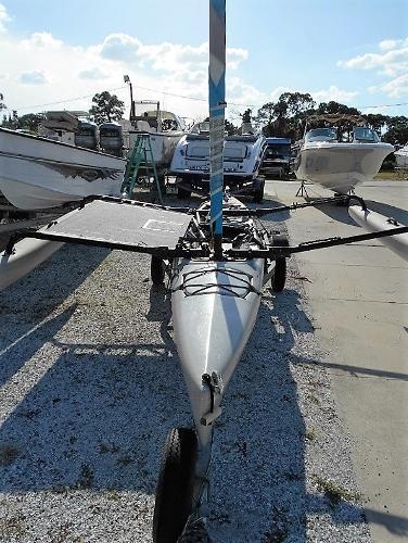 2012 Hobie Mirage Adventure Island Kayak
